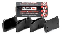 Hawk Performance DTC-60 Front Brake Pads 0.540mm - 86-95 Mazda RX-7