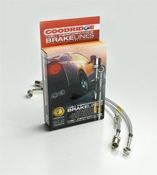Goodridge Stainless Steel Brake Lines - 86-95 Mazda RX-7
