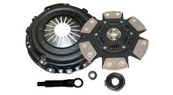 Comp Clutch Stage 4 Sprung Sport Compact Clutch Kit - 86-92 Mazda RX-7