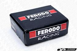 Ferodo DS3000 - EVO 8 9 Rear Racing Pads