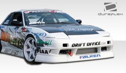 Duraflex S13 240SX B-Sport Full Kit Hatchback (4pc)