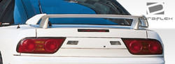 S13 240SX Duraflex Type X Wing