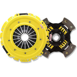 ACT XT/Race Sprung 4 Pad Clutch Kit - 90-93 Mazda Miata