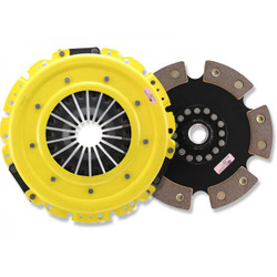 ACT Race Rigid 6 Pad Heavy Duty Clutch Kit - 90-93 Mazda Miata