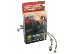 Goodridge Stainless Steel Brake Line - 89-05 Mazda Miata