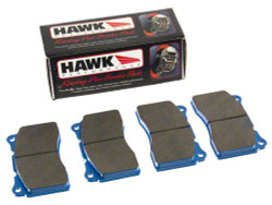 Hawk Front Blue 9012 Brake Pads - 06-14 Mazda MX-5 Miata