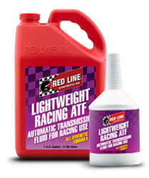 Red Line Lightweight Racing ATF Transmission Fluid - Quart