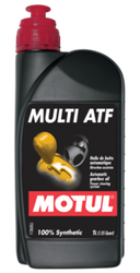 Motul Multi ATF - 1 Liter 100% Synthetic Transmission Fluid