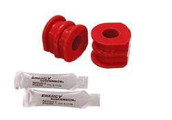 Energy Suspension Red Sway Bar Bushing Set - 03-07 Infiniti G35, 03-09 Nissan 350Z