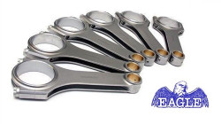 Eagle VQ35 H-Beam Connecting Rods (Set of 6) - Nissan 350Z
