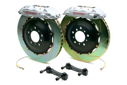 Brembo GT Silver Front Slotted Brake Kit - 01-05 Lexus IS300