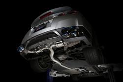 Tomei Expreme Ti Titanium Exhaust System - Nissan GTR R35