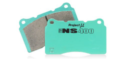 Project Mu NS400 Brake Pads Nissan Skyline GTR R32 (89-93) - Rear