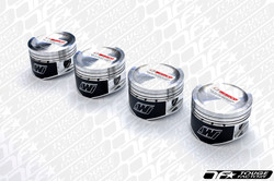 Wiseco Forged Pistons Nissan SR20DET 86.0 Bore  9.1:1 Compression