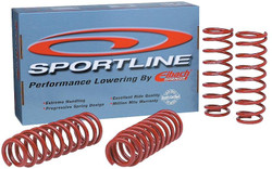 Eibach - Sportline Kit Lowering Springs IS300 SXE10