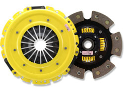 ACT Race Sprung 6 Pad Heavy Duty Clutch Kit - 93-98 Toyota Supra