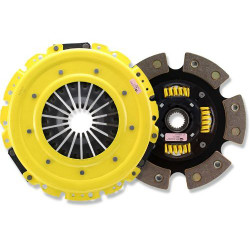 ACT Race Sprung 6 Pad Xtreme Clutch Kit - 93-98 Toyota Supra