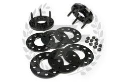 GKTECH 5x114.3 Adjustable Wheel Spacers 15mm > 30mm 8 piece set