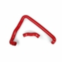 Mishimoto Silicone Radiator Hose Kit - 300ZX Z32 Turbo (Red)