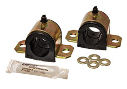 Energy Suspension Black Front Sway Bar Bushing Set 30mm - 93-98 Toyota Supra