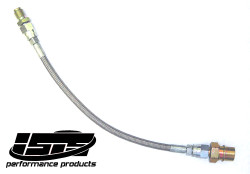 ISR Stainless Steel Clutch Line - Hyundai Genesis Coupe 2009+