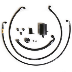 Chase Bays AN Fuel Line Kit - Nissan 240SX S13 / S14 w/ 1JZ-GTE