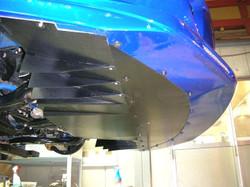 Voltex Front Under Panel - Mitsubishi EVO X