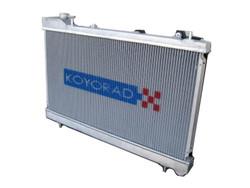 Koyo Aluminum HH Series Racing Radiator 48mm - Tundra 5.7L V8 (also fits 10-15 Tundra 4.6L V8)