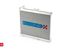 Koyo Aluminum Racing Radiator High Density Core 48mm - 86-88 Mazda RX-7 Early FC Chass