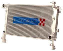 Koyo Hyper V-Core Racing Radiator - 06-14 Mazda MX-5 Miata MT