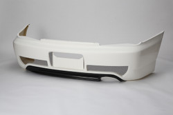 ASM I.S.Design Rear Aero Bumper 04