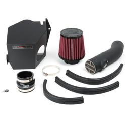 Grimmspeed Black Cold Air Intake System -  08-14 Subaru WRX/STI