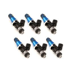 Injector Dynamics ID1700 Fuel Injectors Set of 6 - 93-05 Lexus GS3000