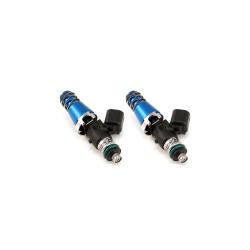 Injector Dynamics 1700cc Fuel Injectors Set of 2 - 86-95 Mazda RX-7