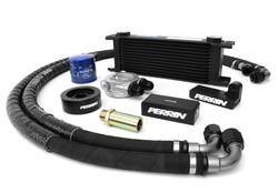 Perrin Oil Cooler Kit - 2015+ Subaru WRX