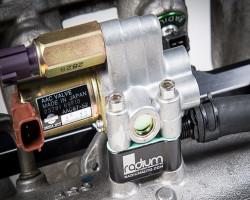 Radium Engineering Idle Air Control Valve (IACV) Spacer - 95-02 Nissan Silvia S14/S15