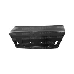 Seibon CSL-Style Carbon Fiber Trunk Lid - 00-06 BMW 3-Series E46 Coupe