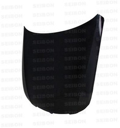 Seibon OEM-Style Carbon Fiber Hood - 05-08 BMW 3-Series E90 Sedan