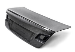Seibon CSL-Style Carbon Fiber Trunk Lid - 07-13 BMW 3-Series E92 Coupe