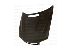 Seibon OEM Style Carbon Fiber Hood - 01-05 BMW M3-Series E46 Coupe