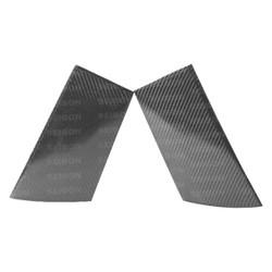 Seibon Carbon Fiber B-Pillars(pair) - 09-12 Nissan 350Z