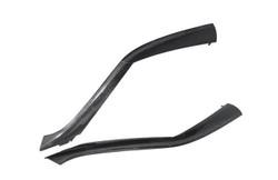 Seibon OEM Style Carbon Fiber Pillar Bars (pair) - 09-12 Nissan 370Z