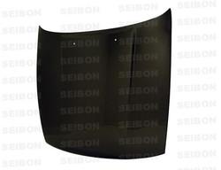 Seibon OE Style Carbon Fiber Hood - 89-94 Nissan Silvia S13