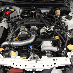Kraftwerks Supercharger System w/out Tuning - Black Edition - 13-15 Scion FR-S & Subaru BRZ