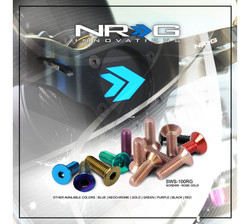 NRG Steering Wheel Screws