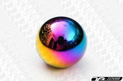 NRG Round Heavyweight Shift Knob 1.1 Pound - Multi Color (Universal)