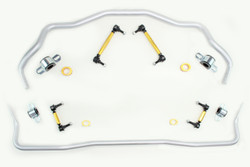Whiteline - Front & Rear Sway Bar Kit (FORD MUSTANG S550 INCL GT & SHELBY GT500 2014+)
