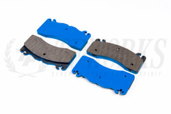 G-LOC GS-1 FRONT BRAKE PADS - 2016 MX-5