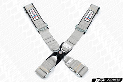 TeamTech Motorsports SFI 4 Point Camlock Harness with Pads
