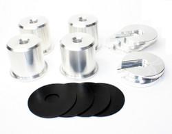 SPL - PRO Solid Subframe Bushings FRS/BRZ